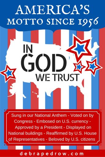 Belief in God is in our national history. #LiftHimUp