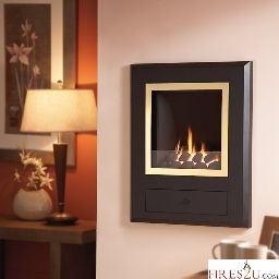 FLAVEL FINESSE HOLE IN THE WALL GAS FIRE - GAS FIRES