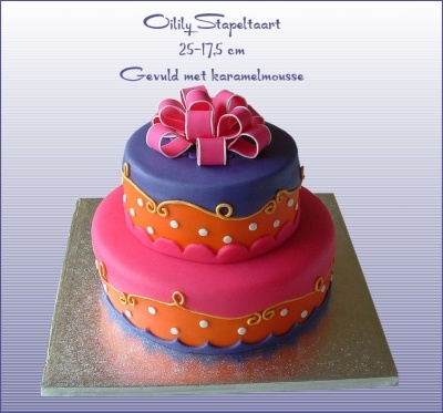 Oilily By wencke on CakeCentral.com