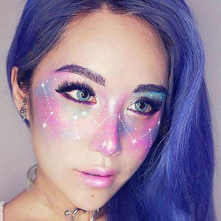 stars - makeup