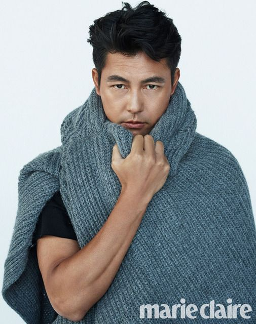 In a special edition to celebrate the Busan International Film Festival (BIFF) for Marie Claire October 2016, Jung Woo Sung was chosen to show his smoldering hotness on the cover and we admit to be…
