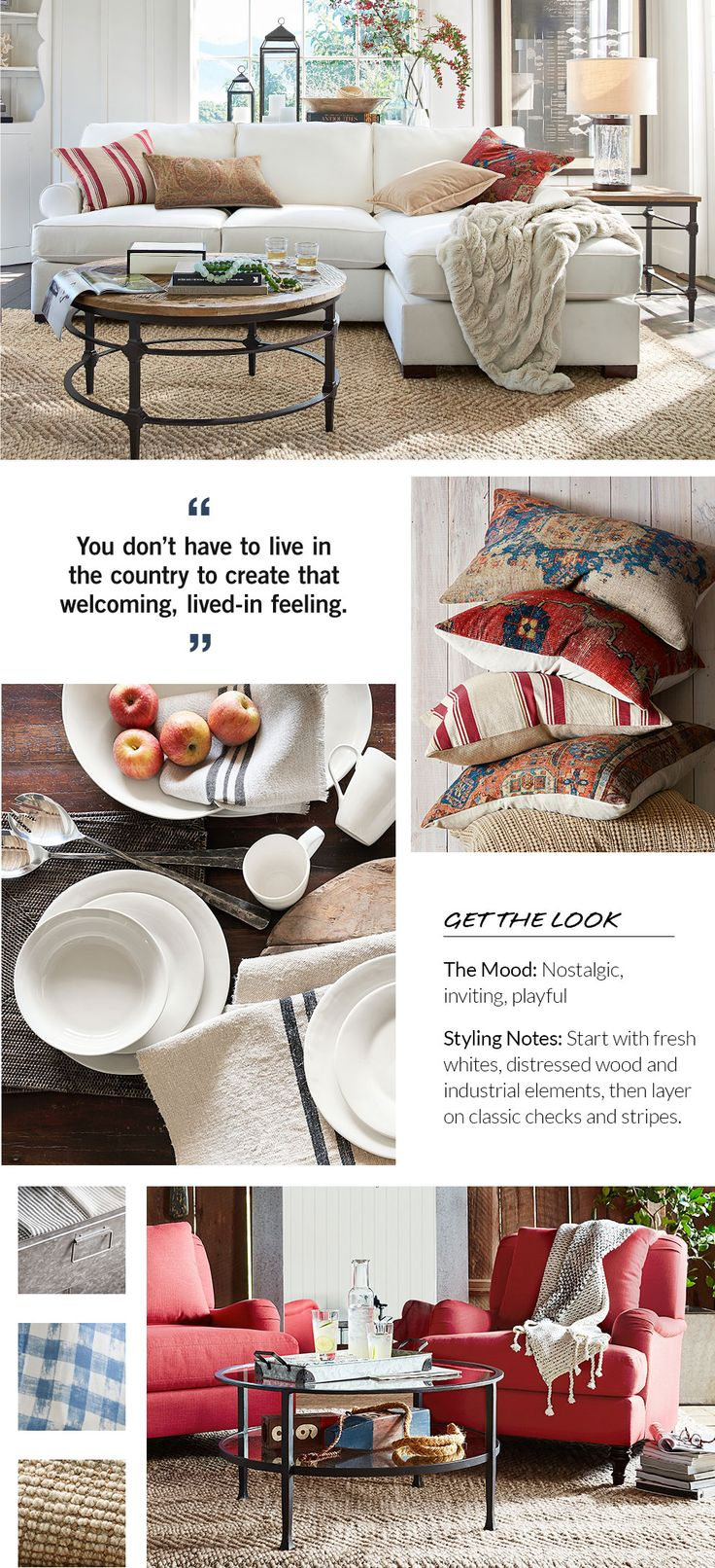Style Finder Quiz | Pottery Barn