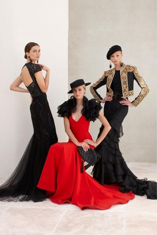 Flamenco New York | Ralph Lauren | Spring 2013