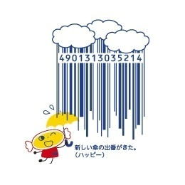 Think it's going to rain #barcode PD