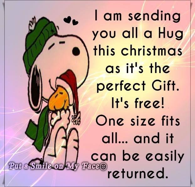 Sending A Christmas Hug christmas merry christmas christmas quotes seasons greetings cute christmas quotes happy holiday christmas quotes for facebook christmas quotes for friends christmas quotes for family