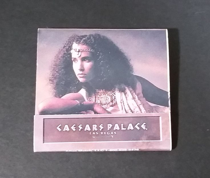 Caesar's Palace Hotel & Casino Las Vegas, Nevada Promotional Souvenir Full Match Pack https://treasurevalleyantiques.com/products/caesers-palace-hotel-casino-las-vegas-nevada-promotional-souvenir-full-match-pack #CaesarsPalace #Hotels #Casinos #LasVegas #Nevada #Promo #Promotional #Souvenirs #Matches #MatchPatck #Travel #Travelling #Tourism #Memorabilia #Tobacciana #Collectibles