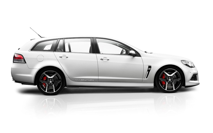 Holden Commodore HSV Clubsport R8 Tourer