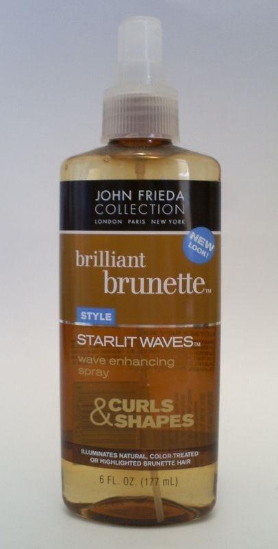 John Frieda Brilliant Brunette Starlit Waves Wave Enhancing Spray 102