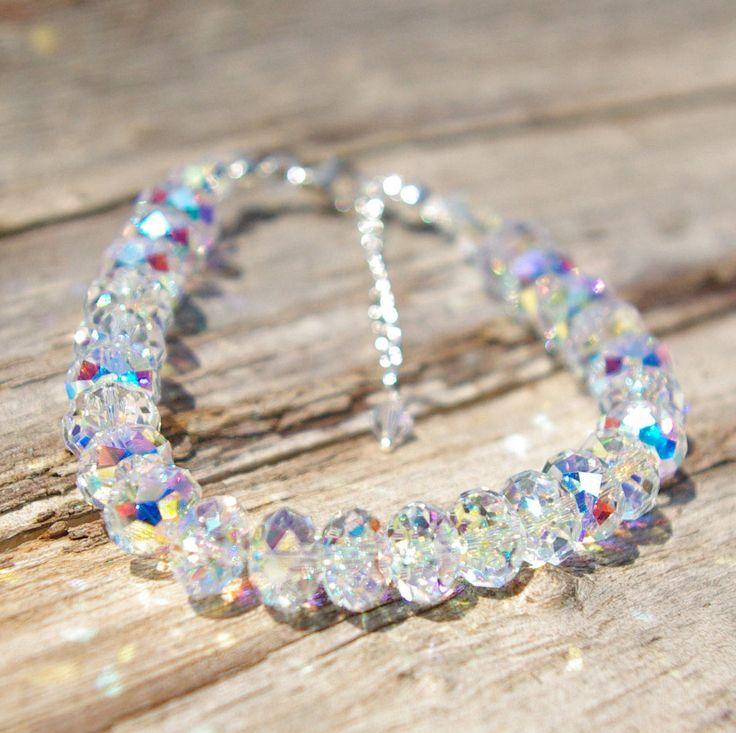 17 best Crystal Bracelets made with Swarovski Crystals images on ...
