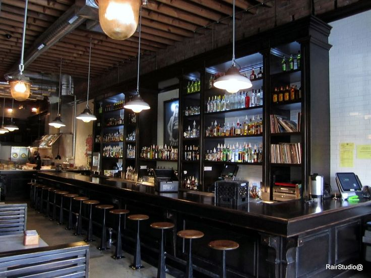 Best Of Building A Commercial Bar