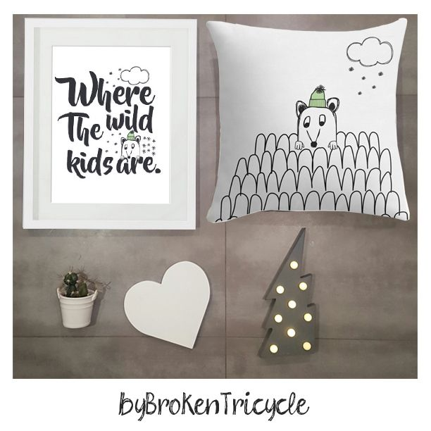 Just putting another little set together for a dear friend in the UK, let's just say her little one is adorably on the wild side, loving life to the max :) https://www.etsy.com/au/shop/ByBrokenTricycle #kidsinteriors #kidsdecor #kidswallart #kidsroom #boysroom #babybysnursery #wildchild