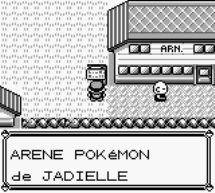 Pokémon Version Rouge - Gameboy
