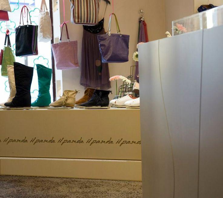 Il Panda per Io mi vesto così Lucca  #lucca #fashionnight #iomivestocosìlucca http://www.ilpandashoes.it