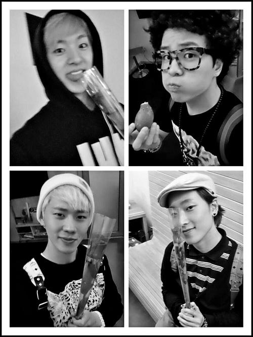Wonderboyz | Kpop boy group/singers | Boy groups, Kpop boy ...