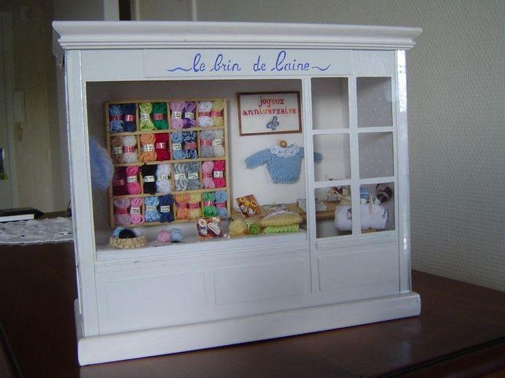 2151 best miniature shops images on pinterest dollhouses dollhouse miniatures and doll houses. Black Bedroom Furniture Sets. Home Design Ideas
