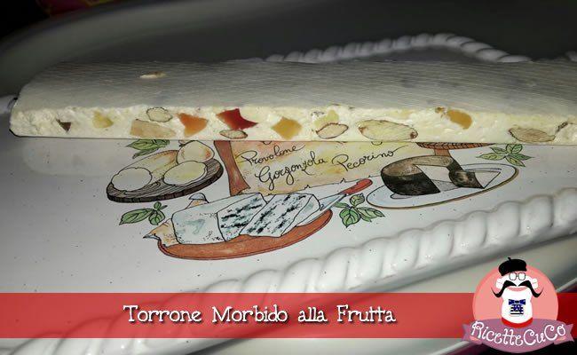 torrone morbido alla frutta ambra romani ricette natalizie dolci monsieur cuisine moncu moulinex cuisine companion ricette cuco bimby kcook kenwood