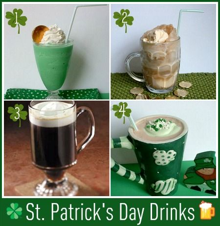 17 Best Images About Cocktails St Patricks Day On