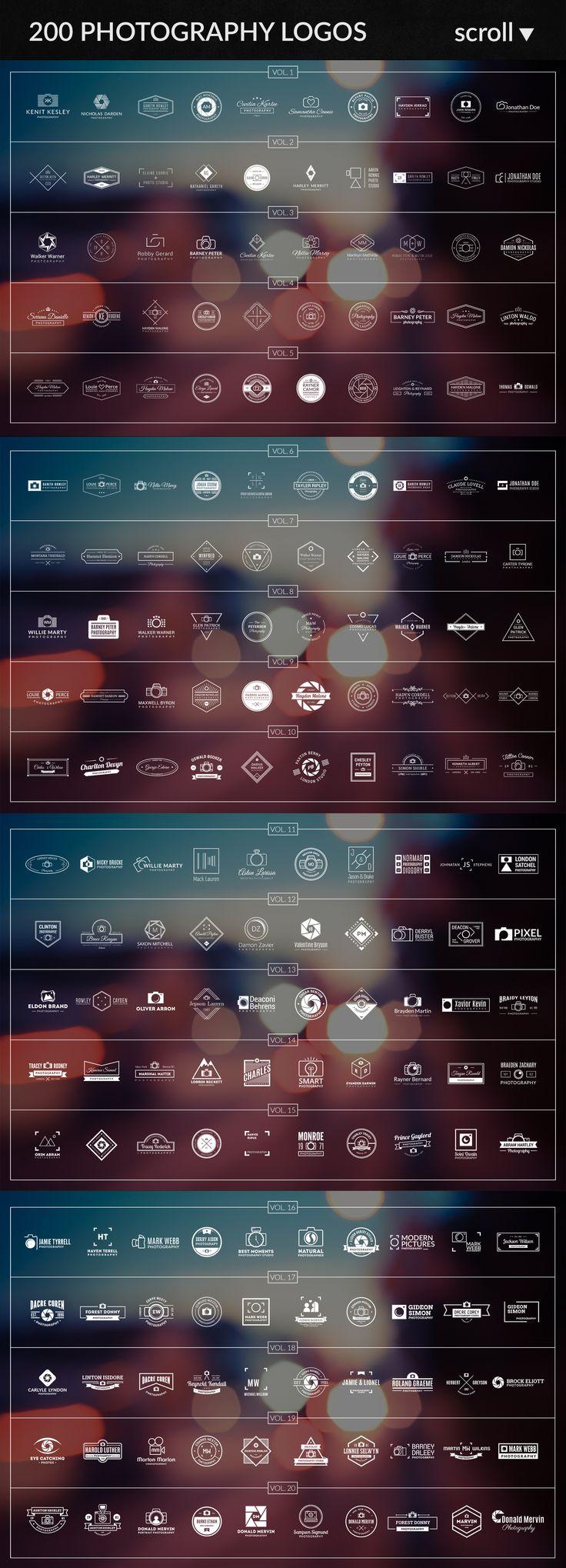 800 Logos & Badges SALE by Piotr Łapa Atelier on Creative Market