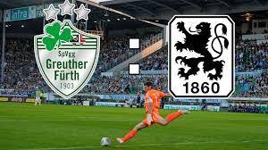 Watch Live TSV 1860 Munchen vs SpVgg Greuther Furth online free German 2. Bundesliga at Saturday, 28 January 2017 - Betrik.Net™