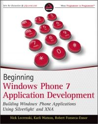 Beginning Windows Phone 7 Application Development Pdf Download e-Book