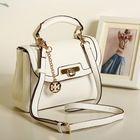 Women Min Tote women's handbags leather messenger bag fashion evening bag wristlet cosmetic bag clutch purses, free shipping(China (Mainland))