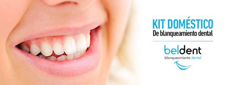 Es el kit doméstico con mejores resultados del mercado, además de regalo incluimos el lápiz blanqueante. Consigue una sonrisa más blanca y atractiva desde la comodidad de tu hogar, de la forma más efectiva, sencilla y segura. Además el kit doméstico es el regalo ideal para alguien especial. http://www.checkalia.com/sorteos/kit-blanqueador-dental.php