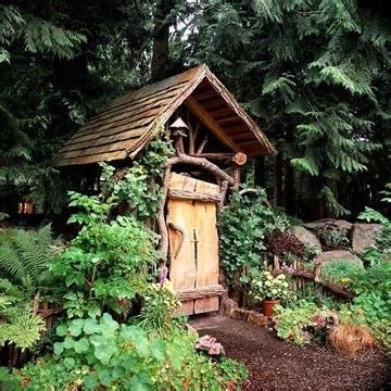 Rustic Landscaping Ideas