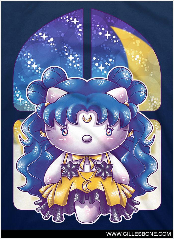 .Hello Luna. by GBIllustrations on DeviantArt