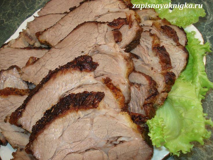 Рецепты приготовления свиной шейки, маринады.