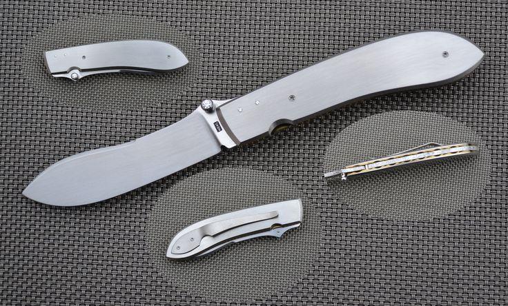 Pocket knife Karel Hons