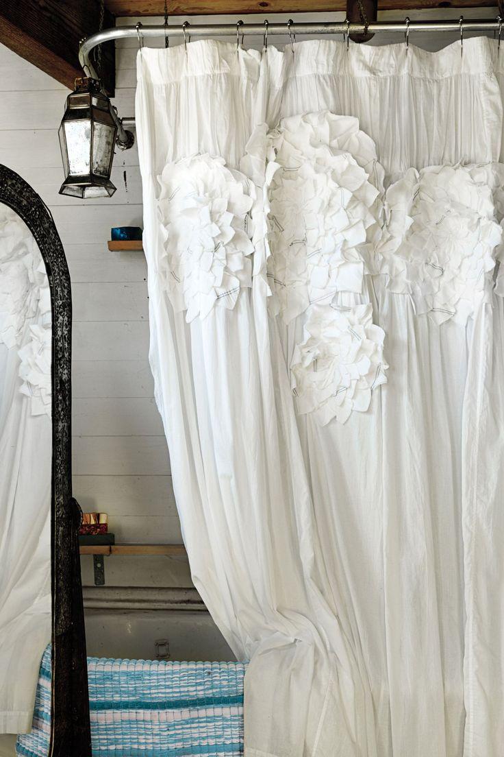 52 best curtain shower images by de kora on Pinterest   Bathroom ...
