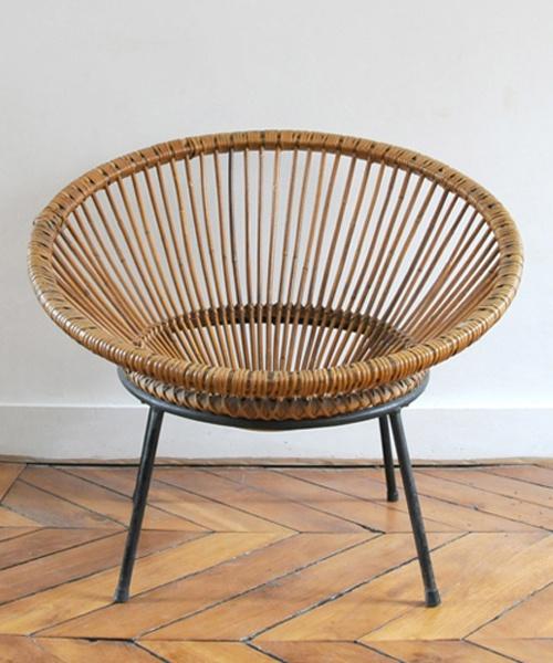 Rattan Chair @ Colonel