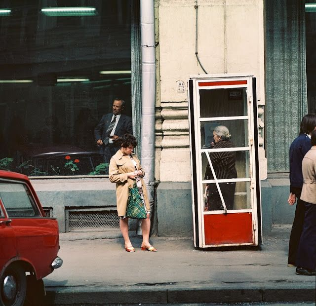 Wonderful Color Photographs of The World in the 1970s Taken by Thomas Billhardt