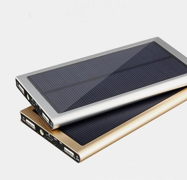 Large capacity 50000mAh Solar power bank powerbank portable usb charger 18650 cell for iPhone ipad Samsung //Price: $US $20.00 & FREE Shipping //     #apple