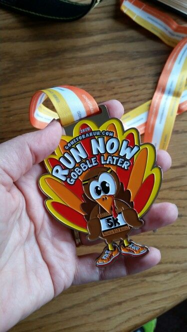 Turkey medal:
