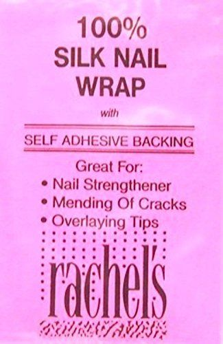 Rachels Adhesive Silk Nail Wrap (6 Pack) >>> Check out the image by visiting the link.