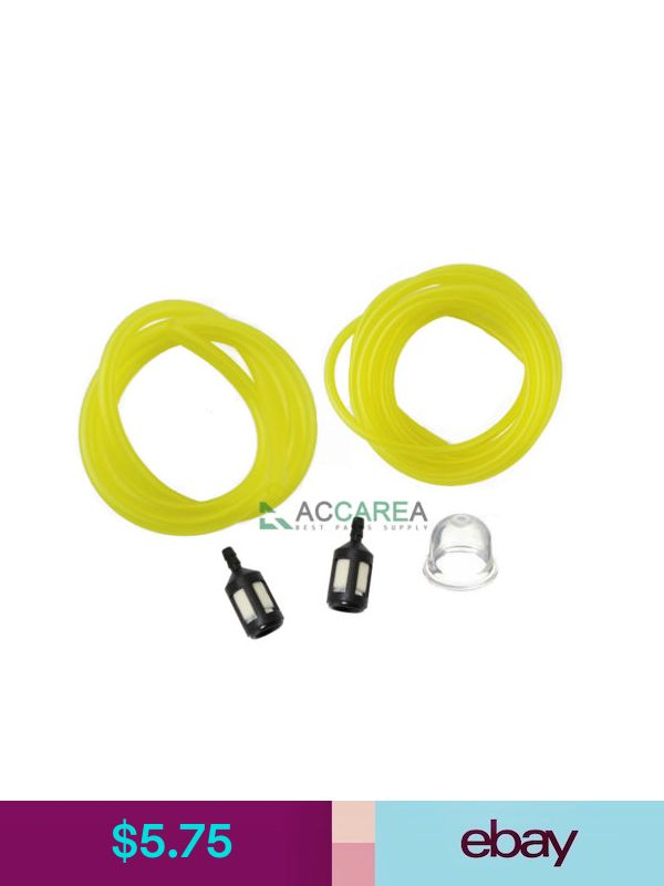 6617KIT Zama Fuel Filters Line Craftsman Poulan Weedeater Chain Saw AYP