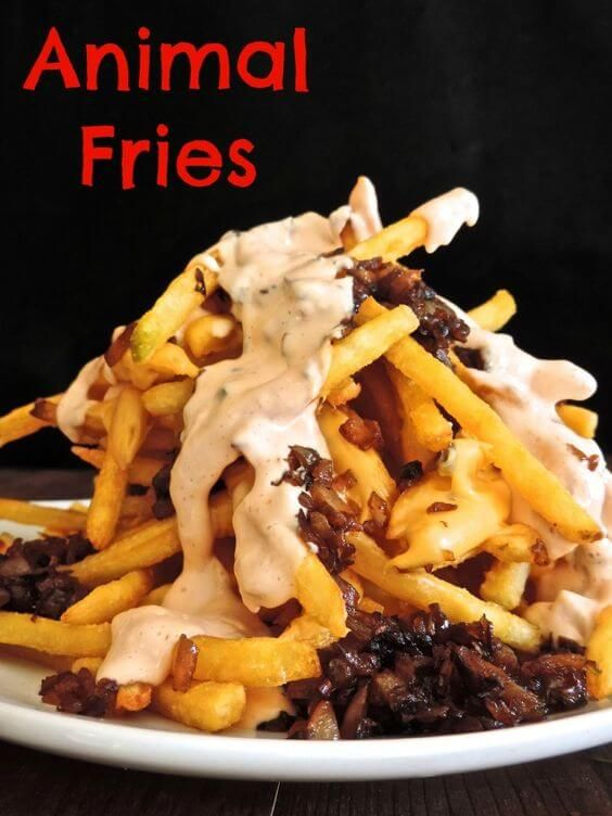 Animal Fries Recipe Restaurant Copycat Recipes