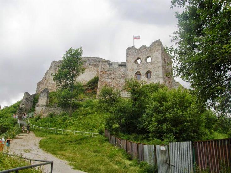 Zatrzymać świat: Zamek Czorsztyński - Czorsztyn (woj. małopolskie, pow. nowotarski, gm. Czorsztyn)
