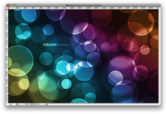 Bokeh looks so cool. This is a great little tutorial that shows you how to create your own masterpiece!