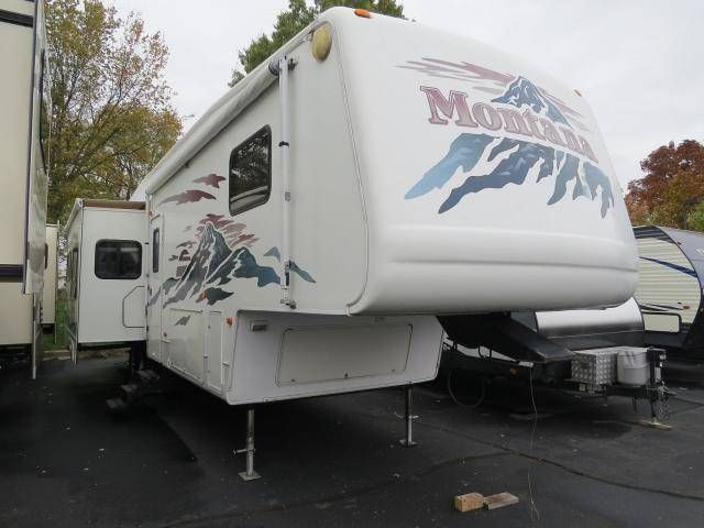 2004 Keystone Montana 3670RL for sale  - Auburn Hills, MI | RVT.com Classifieds