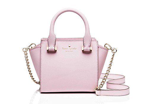 """[ケイトスペード] KATE SPADE NEW YORK Cedar Street MINI Haydene pxru6410 ショルダーバッグ レディース [並行輸入品] LUXYPOP Pink Blush """"Kate 'spade mini ショルダーバッグ"""