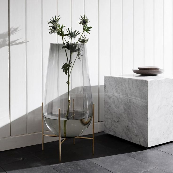 At the fair, Danish brand Menu extended its collection of minimal furniture, lighting and accessories.  The Modernism Reimagined collection is based on the modernist principles of Scandinavian designers and architects. Each piece is tailored to modern living, with furniture intended to suit both large and small homes.