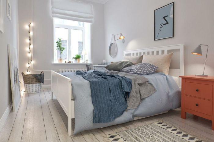 ▷ 1001 + idées réchauffantes de déco chambre cocooning - couleur peinture pour chambre a coucher