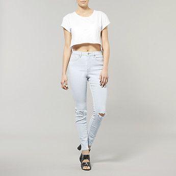LENNOX JEAN PEYOTE BLUE | Women Jeans | Jeans | Lee Jeans Australia | Lee Jeans Australia