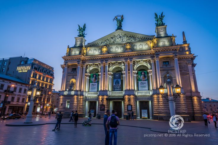 #Lviv #Ukraine #Lwow #Ukraina #UNESCO #Trip #Travel #PicsTrip