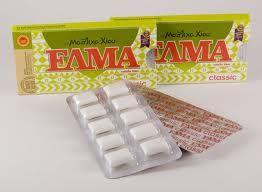Mastic chewing gum-Chios