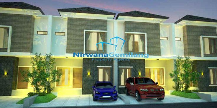 Rumah murah di sawah baru, Villa Amarta perumahan dua lantai yang berlokasi di jalan Elang 2, Ciputat. Konsep peruamahannya minimalis modern, dengan udara di lingkungan perumahan sangat sejuk dan terbebas dari banjir.
