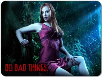 Jessica from True Blood.....enough said.