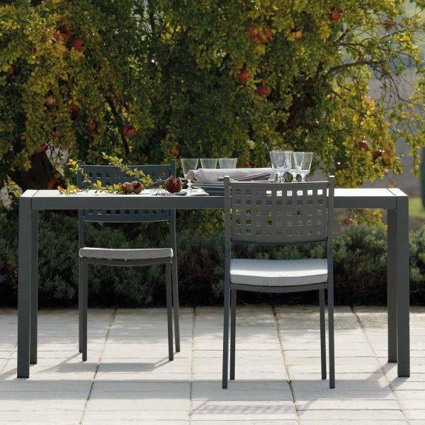 Gartentisch Quatri Metall Gartentisch Maritime Mobel Und